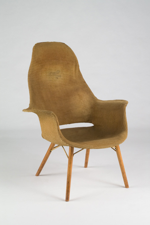 ray and charles eames furniture. MOMA Organic Design Competition High Back Lounge Chair (1941). Charles And Ray Eames Furniture